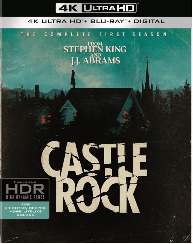 Castle rock 4k blu-ray