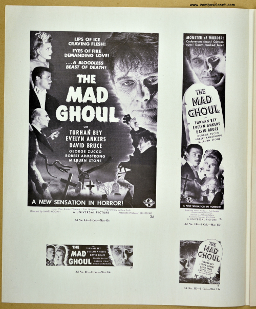 The Mad Ghoul 08