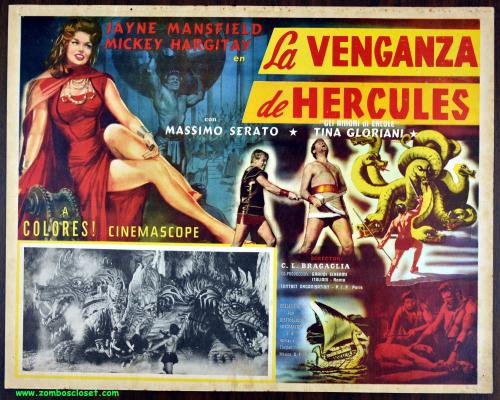 Vengeance of hercules