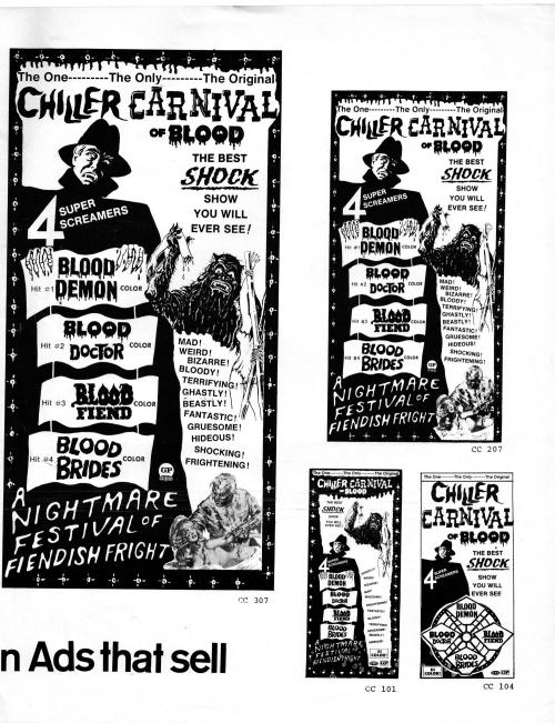 Carnival of Blood Pressbook