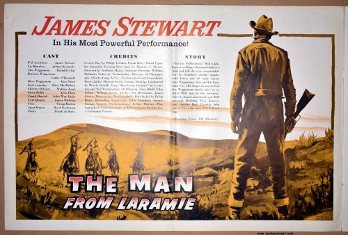 Man from Laramie Pressbook 01