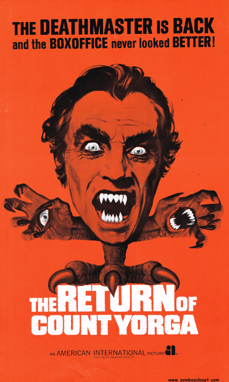Return of Count Yorga 01