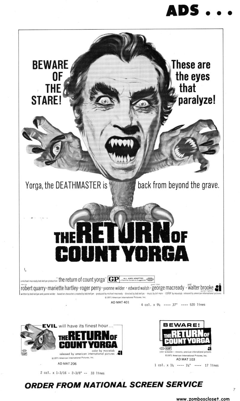 Return of Count Yorga 01