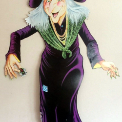 Halloween witch 89