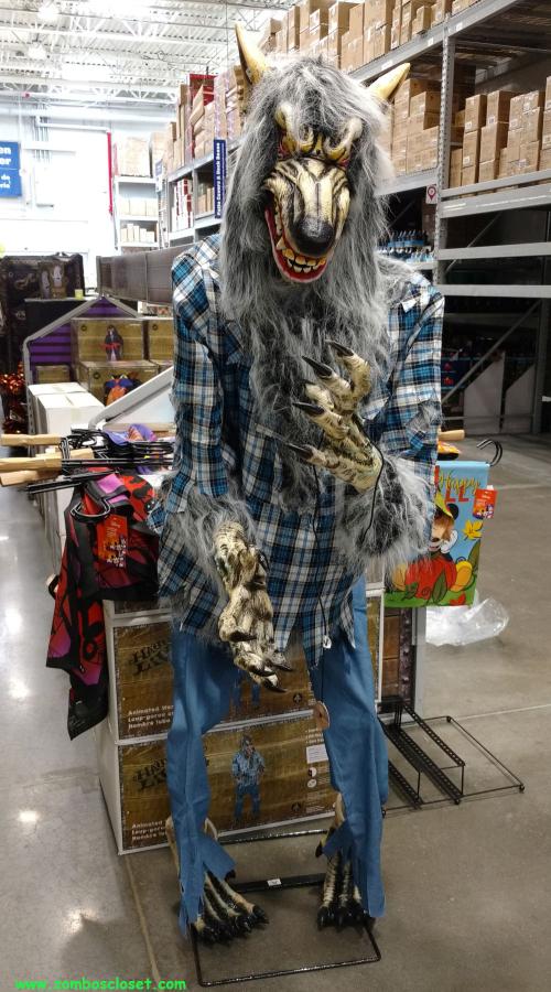 Lowes halloween zultan