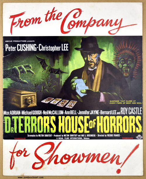 Dr Terrors House of Horrors Pressbook01