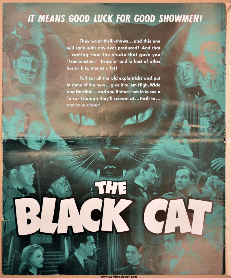 The Black Cat Pressbook 01