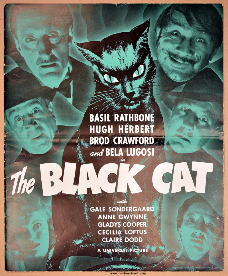 The Black Cat Pressbook 01
