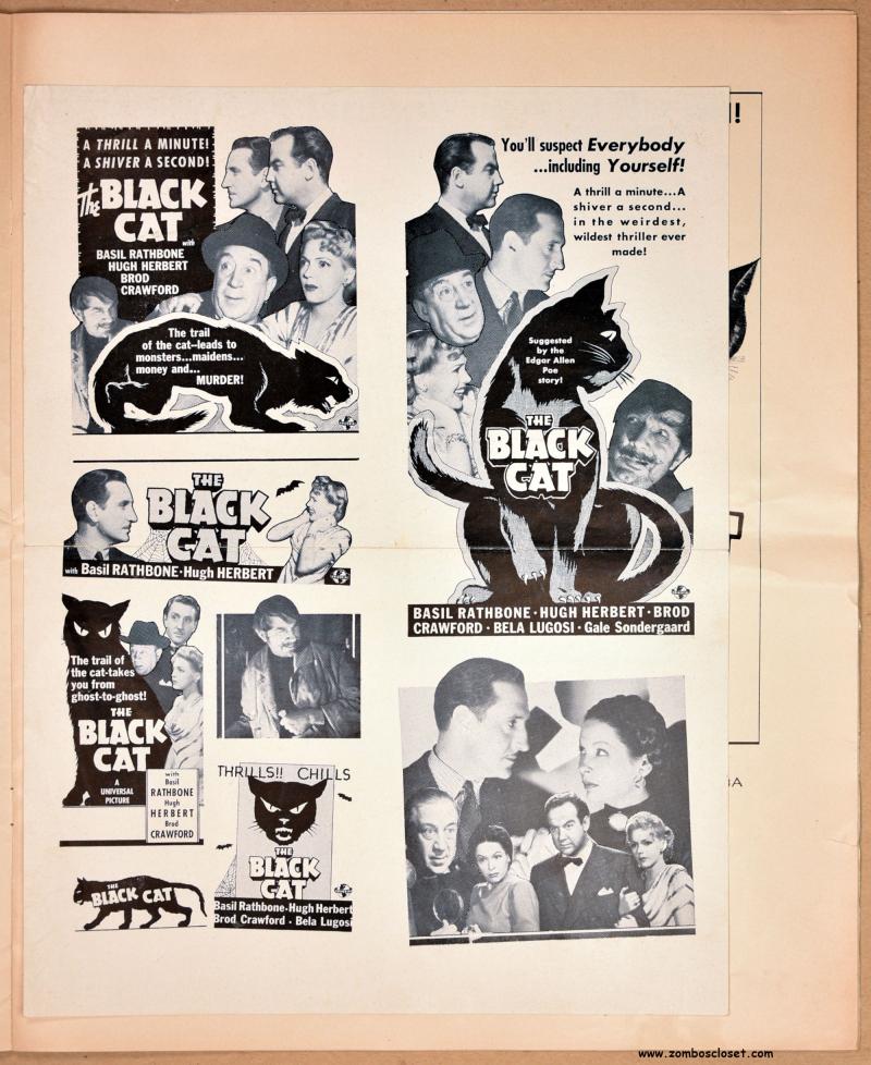 The Black Cat Pressbook 09