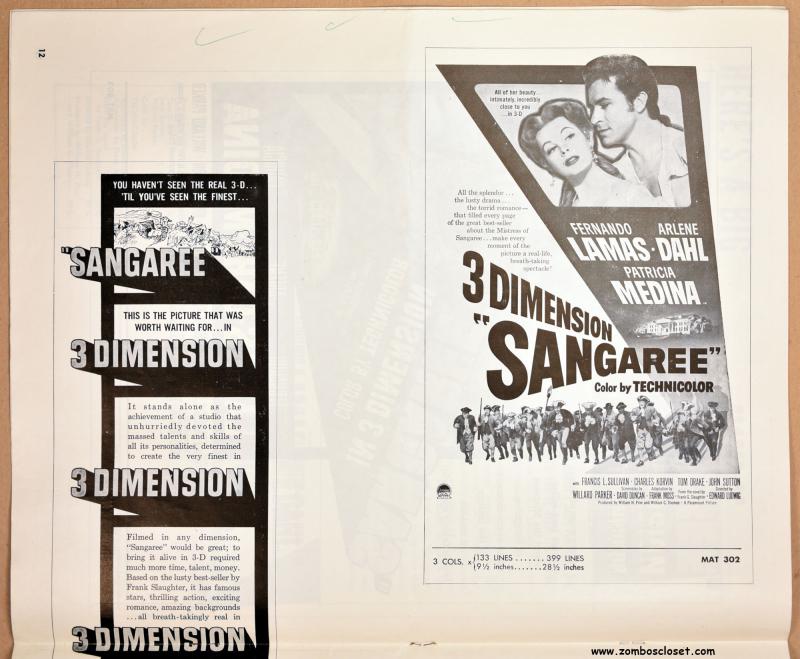 Sangaree Pressbook 09