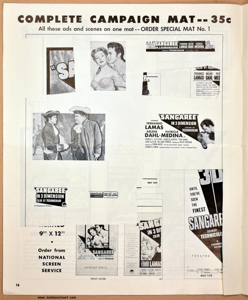Sangaree Pressbook 17