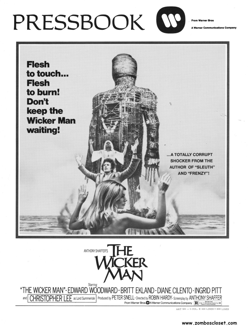 The Wicker Man Pressbook_000001