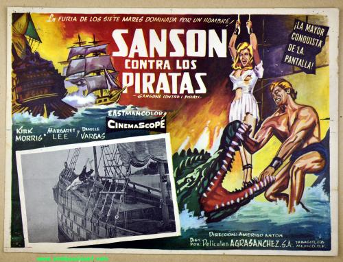 Sansone pirates