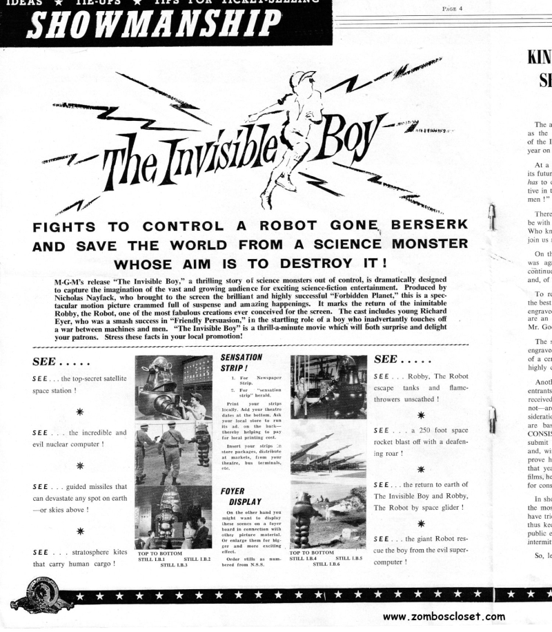 The Invisible Boy Pressbook_000001