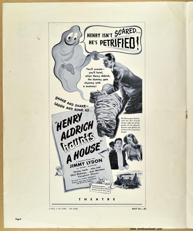 Henry Aldritch Haunts a House 01
