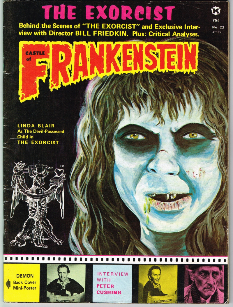 Castle of Frankenstein Issue 22_000001