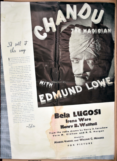 Dead of Night (1945) Pressbook (From Zombos' Closet)