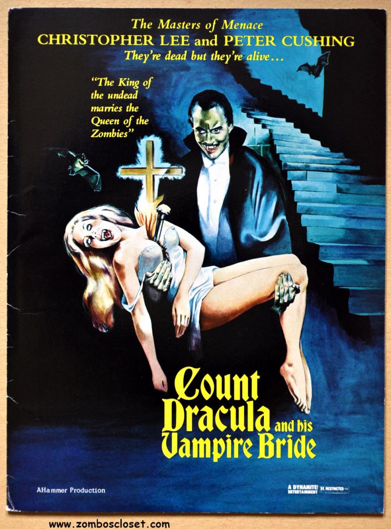 Count Dracula and His Vampire Bride 01