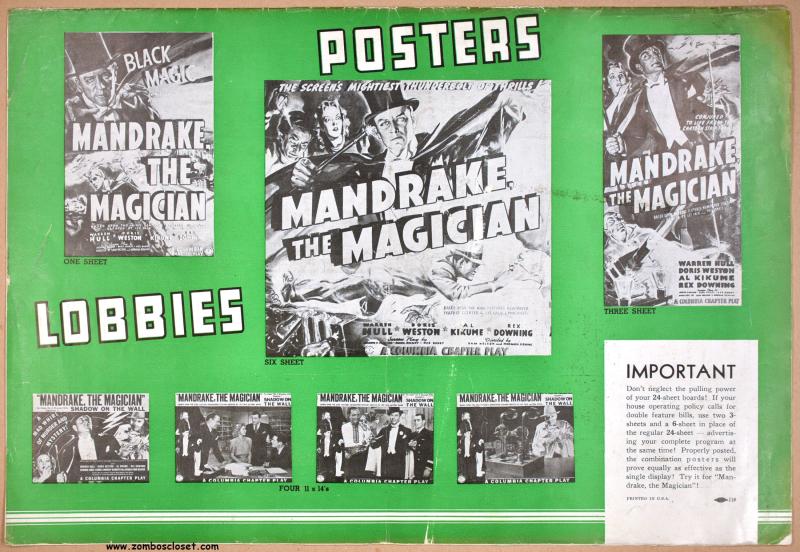 Mandrake the Magician 07
