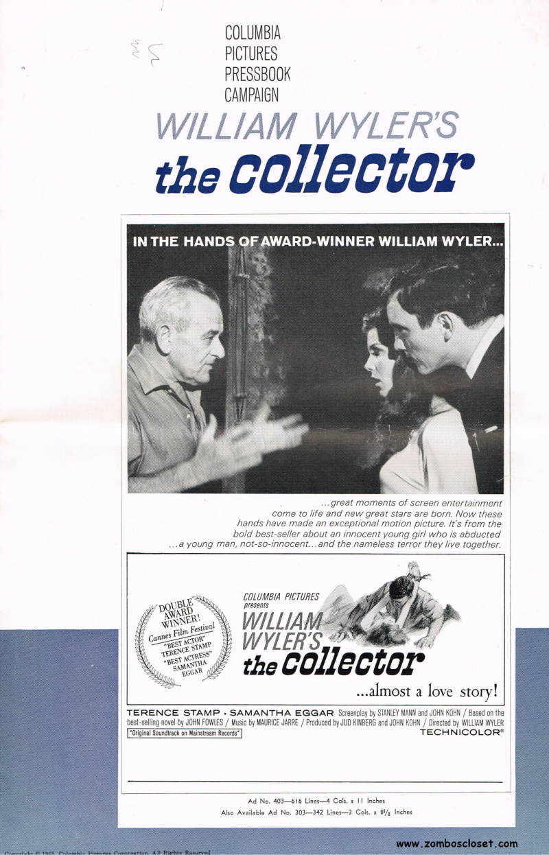 The Collector Pressbook_000001