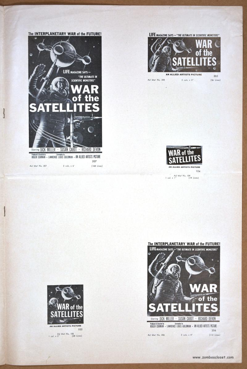 War of the Satellites DB 01