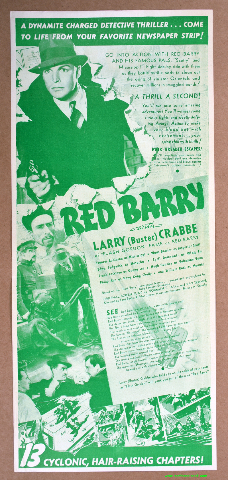 Red Barry 2