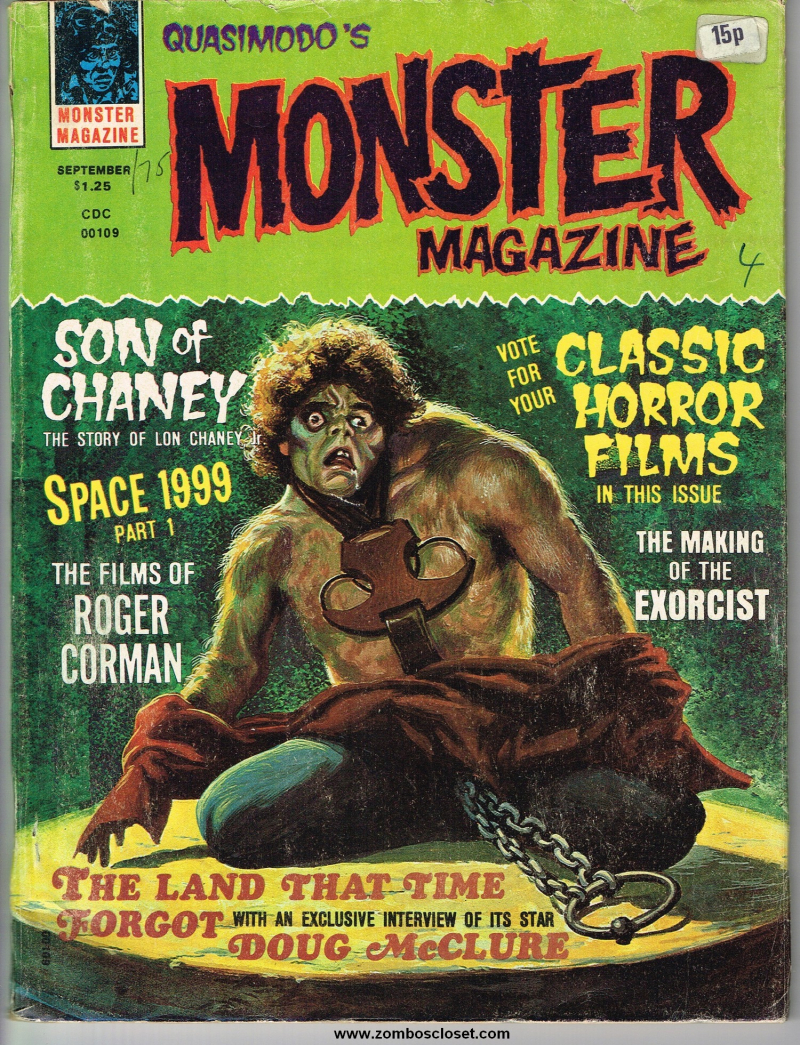 Quasimodo's Monster Magazine Issue 4_000001