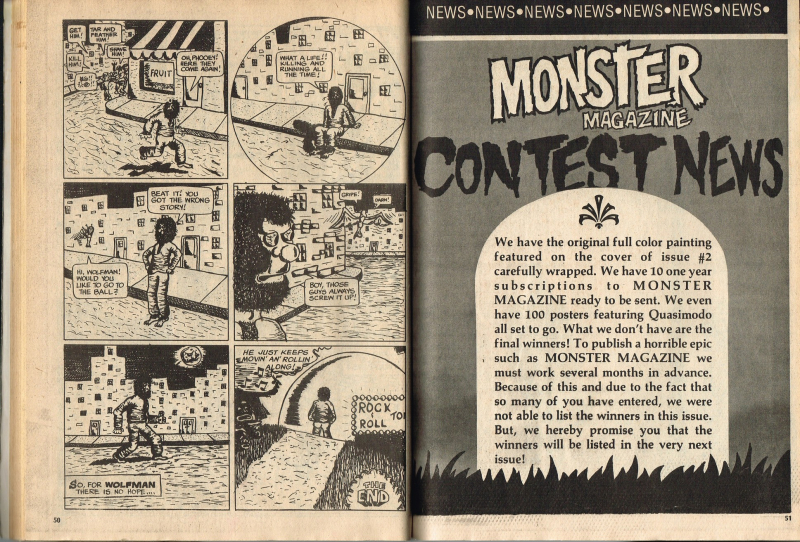 Quasimodo's Monster Magazine Issue 4_000033