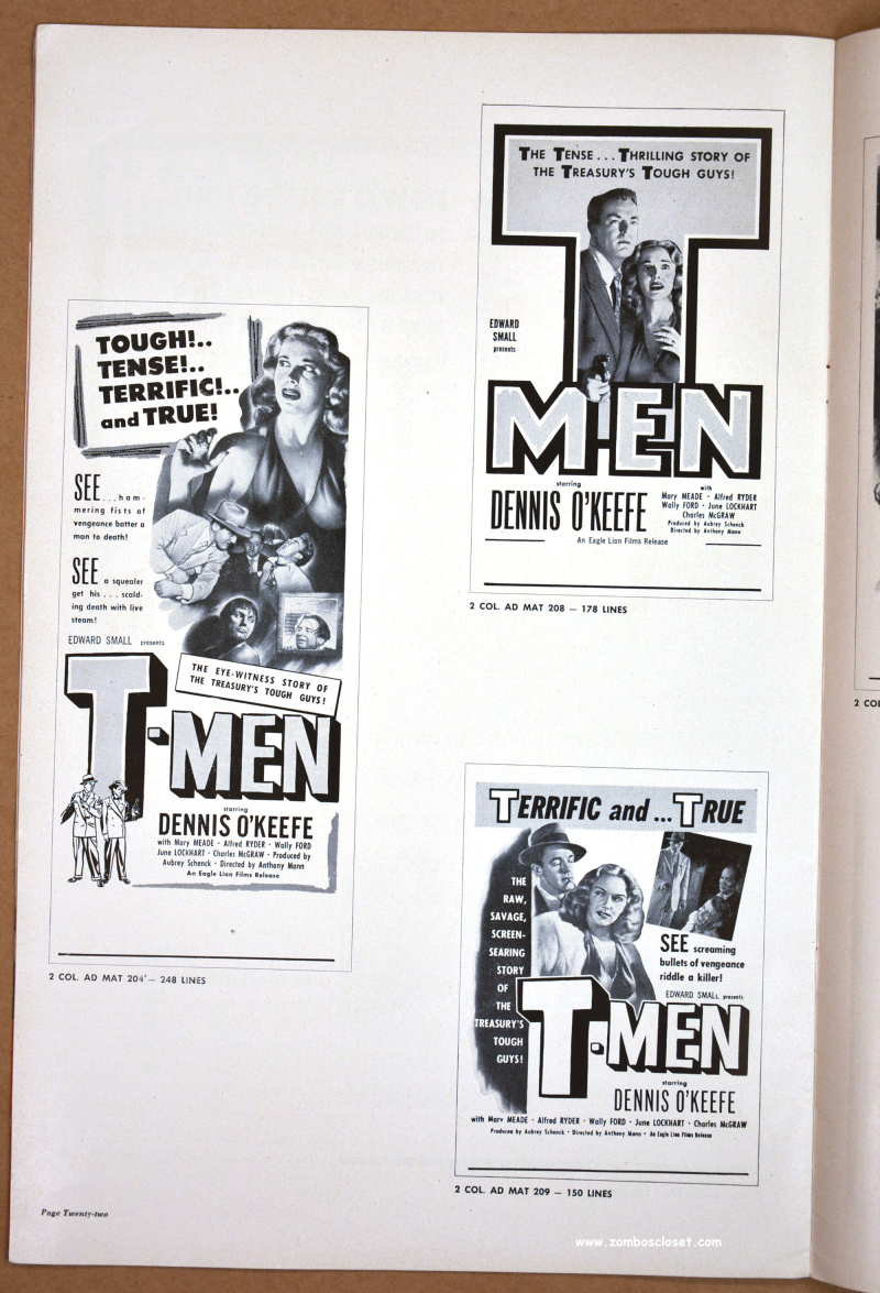 T-Men Pressbook 17