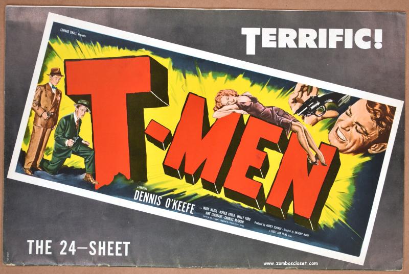 T-Men Pressbook 25