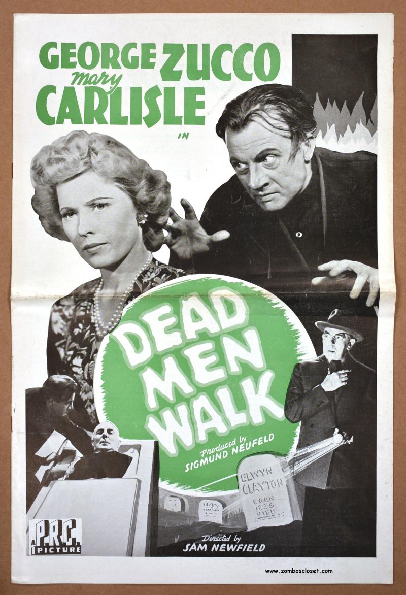 Dead Men Walk 01