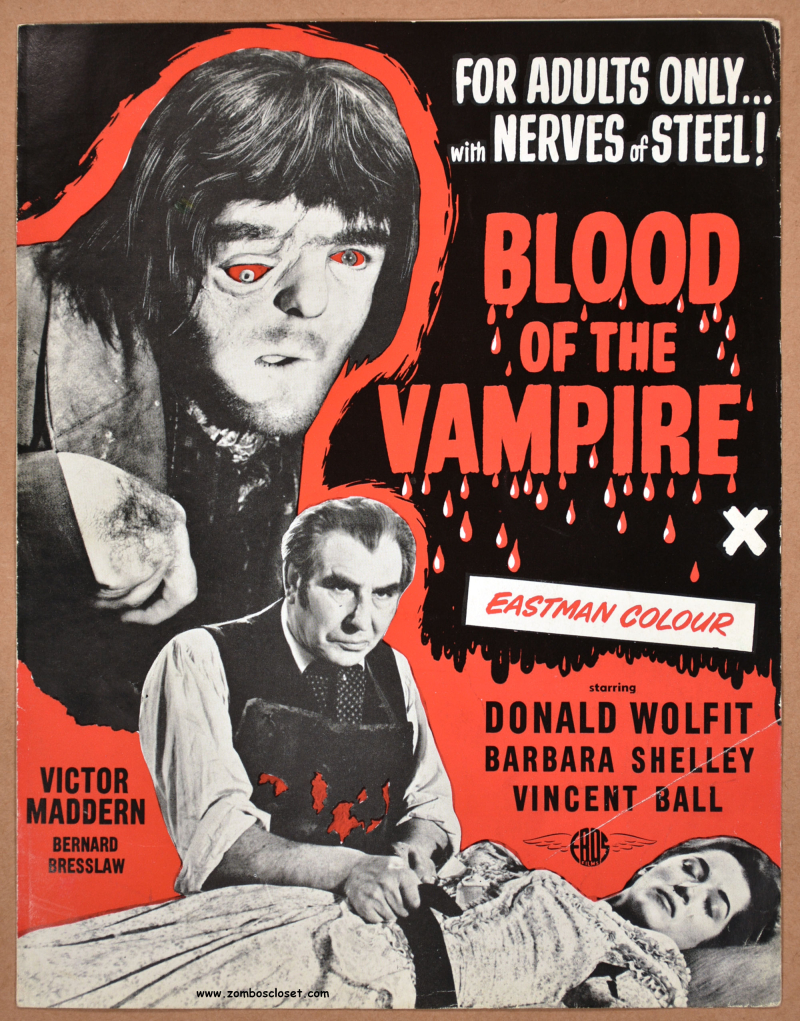 Blood of the Vampire 01