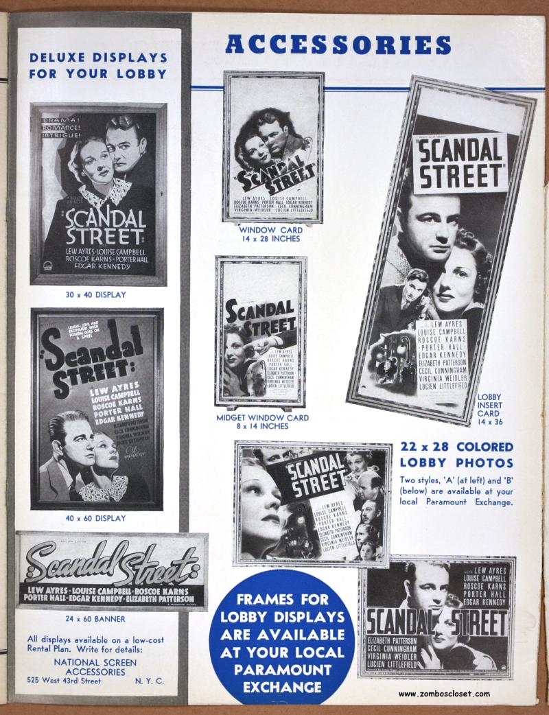 Scandal Street 13