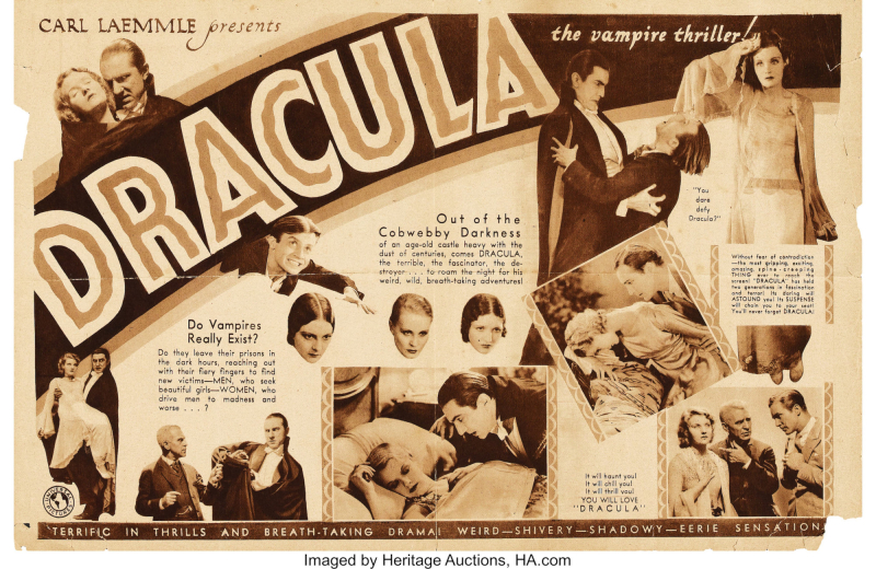 Dracula movie herald 02