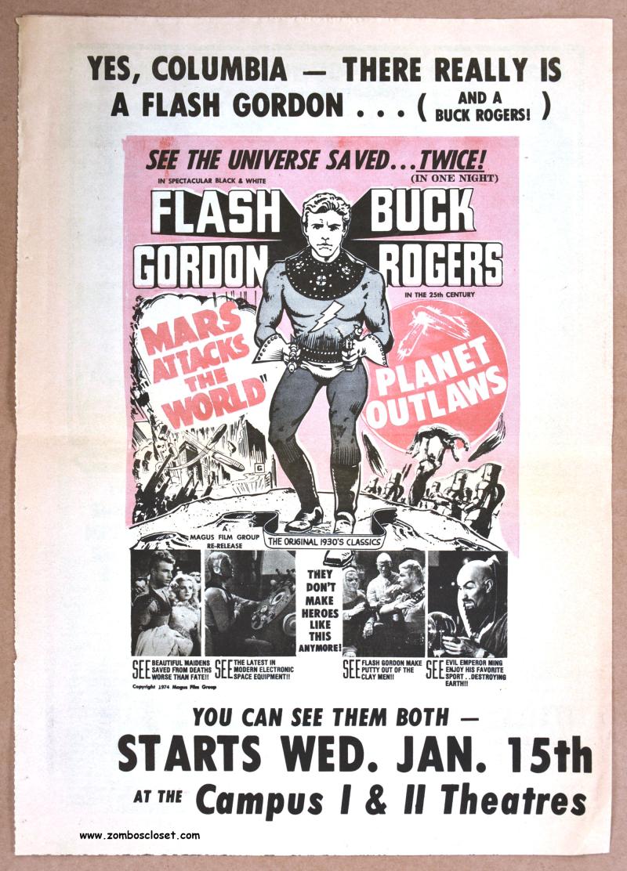Flash Gordon Herald 01
