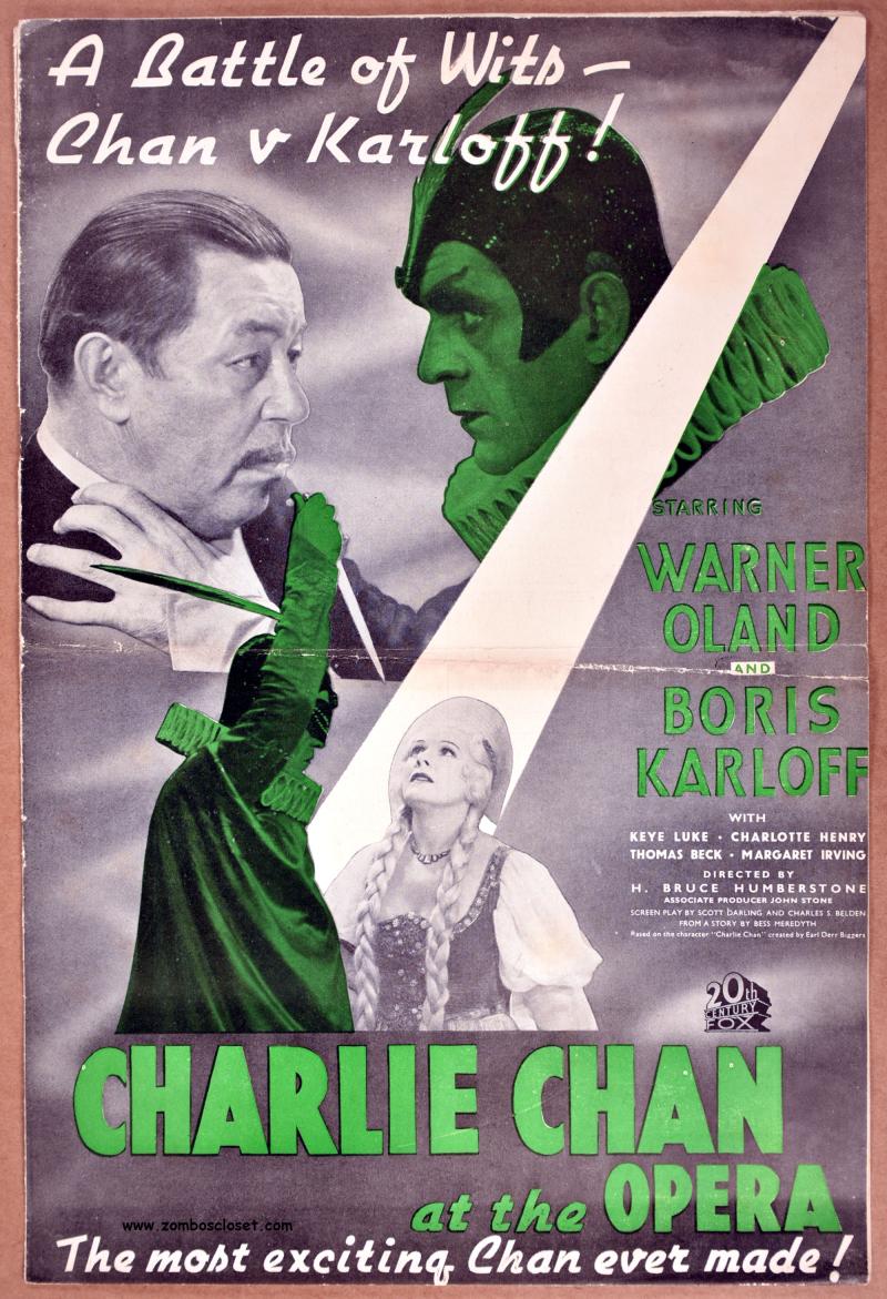 Charlie Chan at the Opera pressbook 01