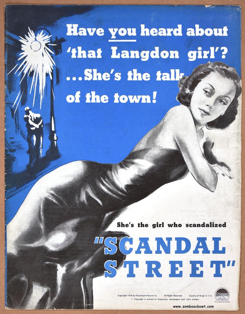Scandal Street 00