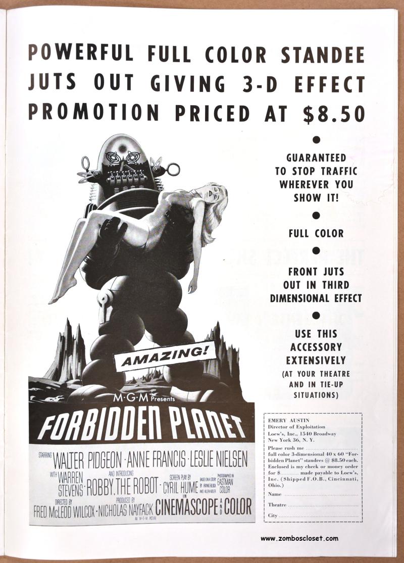 Forbidden Planet Pressbook 09