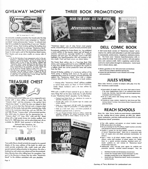 Mysterious Island Pressbook pg 1