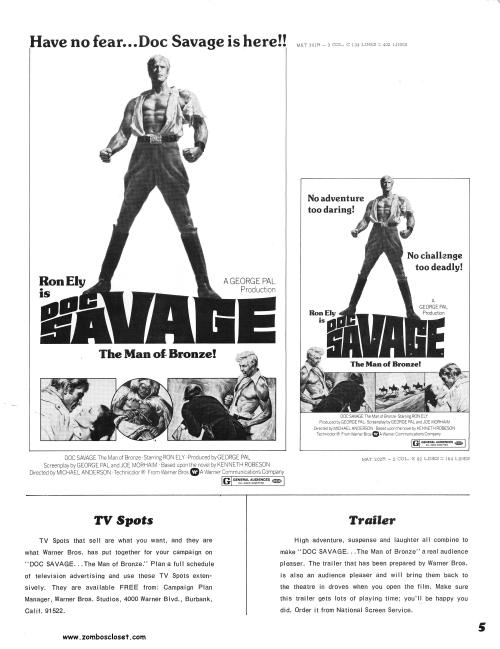 Doc Savage Pressbook_01