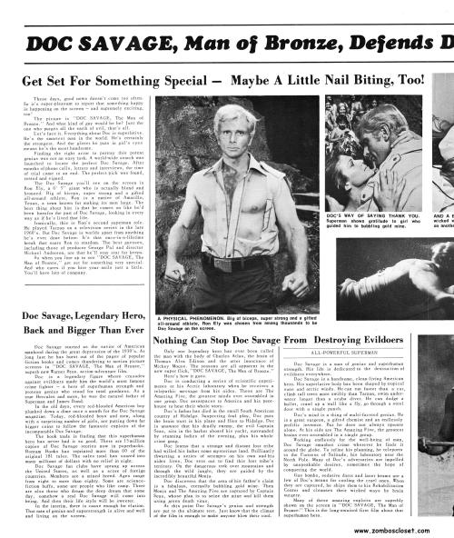 Doc Savage Pressbook_Herald 000001