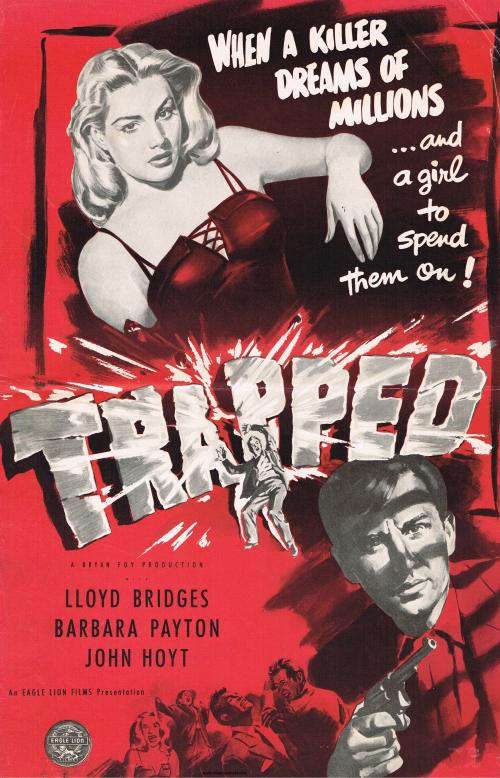 Trapped (1949) Pressbook_000001