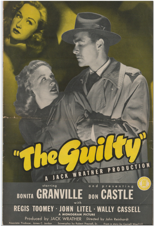The Guilty Pressbook 01