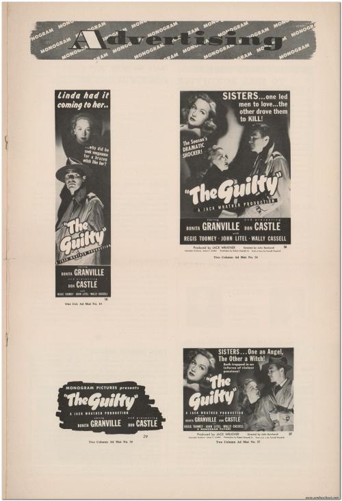 The Guilty Pressbook 01
