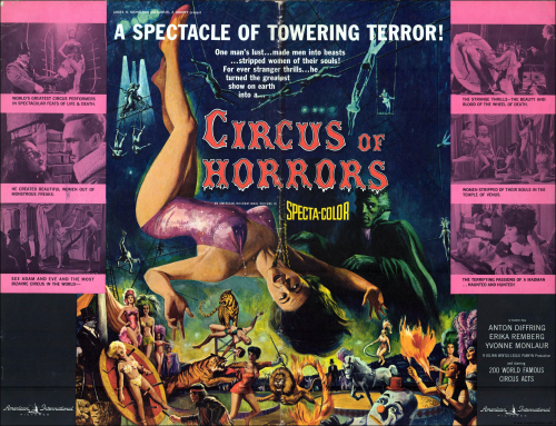 Circus of Horrors001