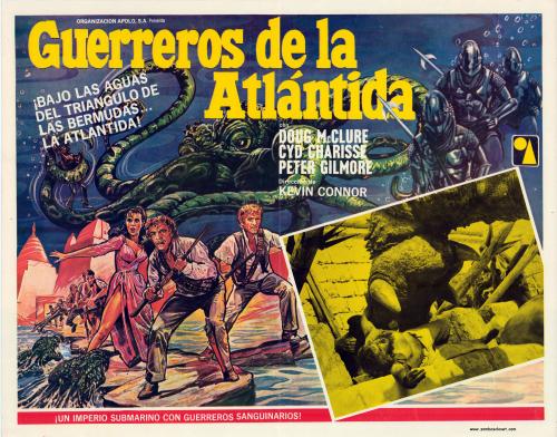 Guerreros de la atlantida