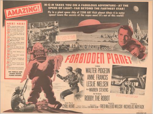 Forbidden Planet Herald001