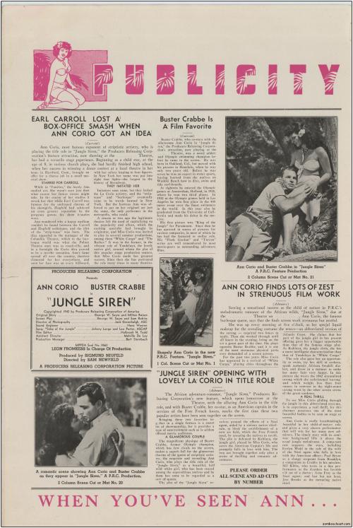 Jungle Siren Pressbook01