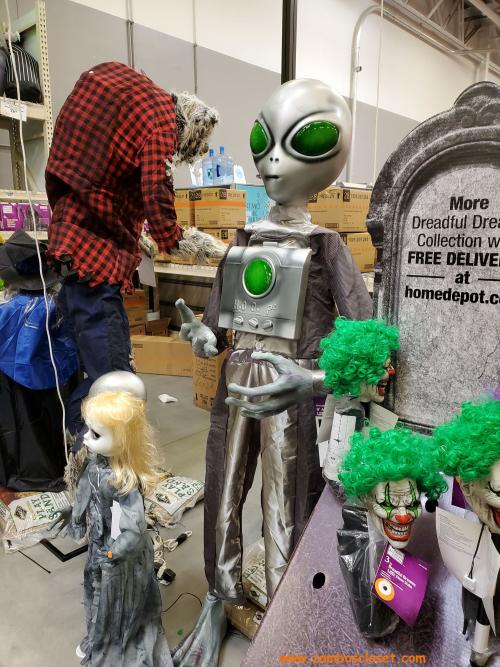 Home Depot Halloween 2020 3