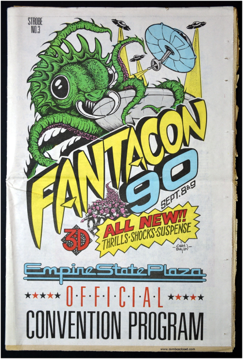 Fantacon 90 Convention Program 01